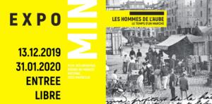 Read more about the article Découvrez l'exposition « LES HOMMES DE L'AUBE : Le Temps d'Un Marché ».