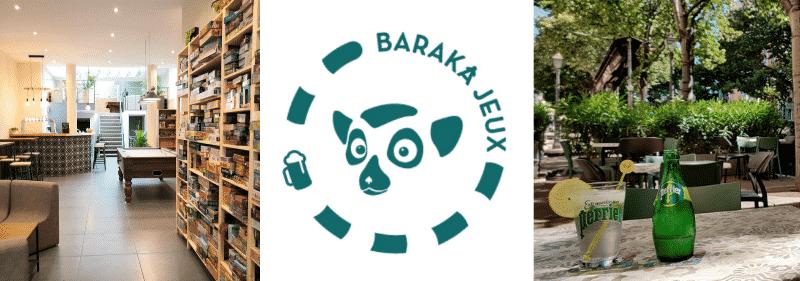 Le baraka jeux